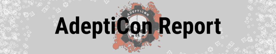 AdeptiCon© Report
