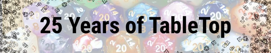 25 Years of TableTop