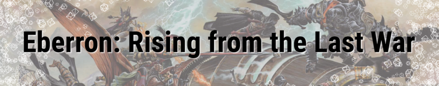 Eberron: Rising from the Last War Review